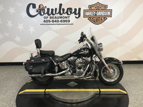 2017 Harley-Davidson Heritage Softail Classic