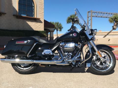 New 2019 Harley-Davidson FLHP - Touring Road King Police