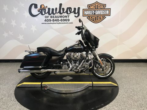 Pre-Owned 2015 Harley-Davidson FLHXS - Touring Street Glide Special