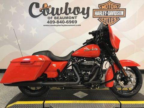 New 2020 Harley-Davidson FLHXS - Touring Street Glide Special
